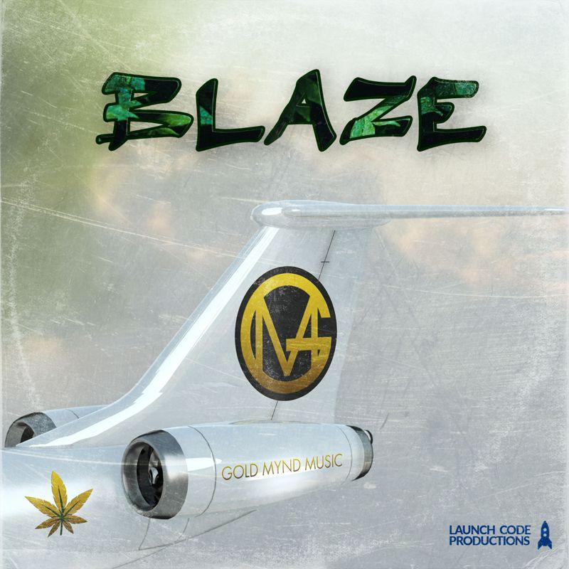 Gold Mynd - Blaze